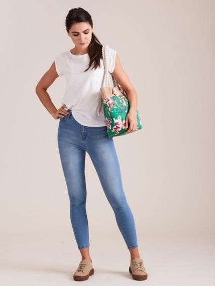 Torba plażowa shopper bag