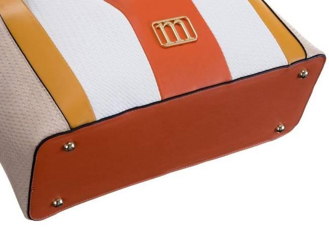 Torebka damska Monnari beżowa BAG1250-M02