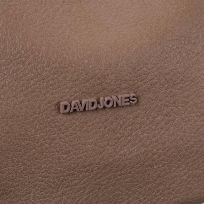 Torebka damska beżowa David Jones CM6003