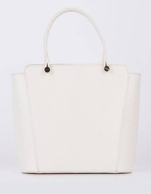Torebka damska biała Monnari  BAG1680-015