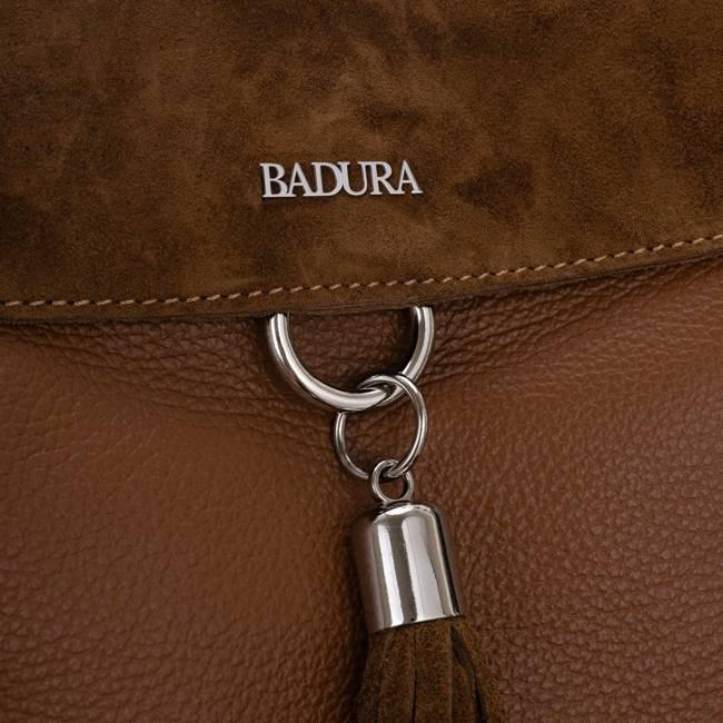 Torebka damska camel Badura T_D190CA_CD