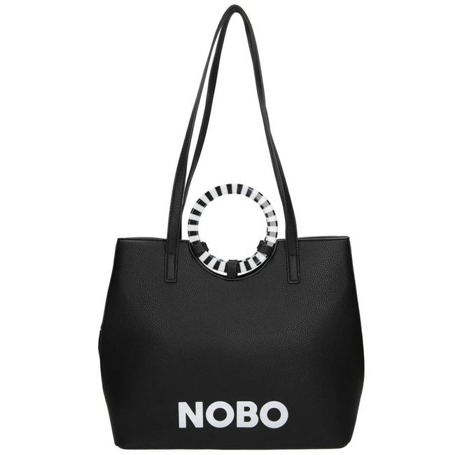 Torebka damska czarna NOBO NBAG-J4430-C020
