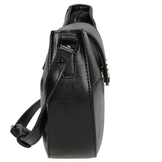 Torebka damska listonoszka czarna NOBO NBAG-J4980-C020