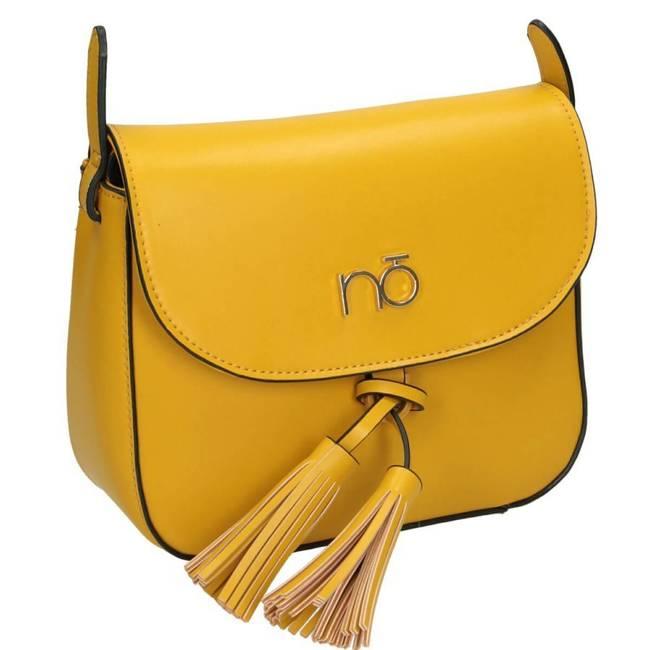 Torebka damska listonoszka żółta NOBO NBAG-J3780-C002