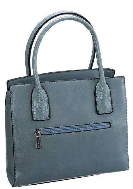 Torebka damska niebieska Monnari BAG1170-008