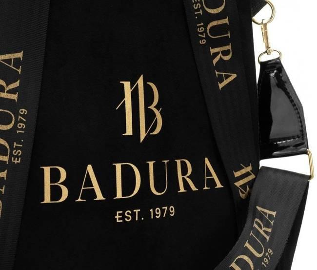 Torebka damska shopper czarna Badura T_D135CZ_CD