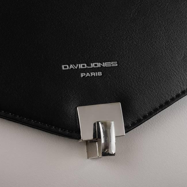 Torebka listonoszka brązowa David Jones CM6022