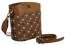 Koszyk koniakowy David Jones CM6126 COGNAC