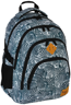 Plecak szkolny czarny Always Wild  HS-15 HASH