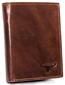 Portfel męski brązowy Buffalo Wild D1072-VTU BROWN